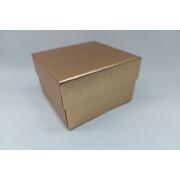 Caixa de Relógio ou Pulseira Dourada