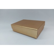 Caixa para Conjunto 7x9.5cm Dourado