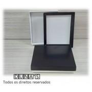 Caixa Preto com espuma  13x16x3 G- PCT/ 10 UNID