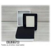 Caixa Preto com espuma  6x7x3 P- PCT/18 UNID