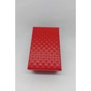 Caixa para Conjunto 5x8 Vermelho textura -unidade