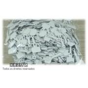 Etiqueta para Preço de Colar/ Pulseira TRAVA CURTA ( 1000 unidades)