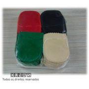 Saco de Veludo CORES SORTIDAS ( 5X5- área útil ) PCT/COM 100 UNIDADES