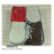 Saco de Veludo CORES SORTIDAS ( 6X7 - área útil ) PCT/COM 100 UNIDADES