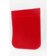 Saco de Veludo VELUDO 14X16  Vermelho