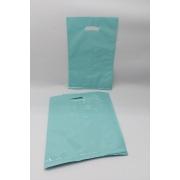 Sacola Tiffany pct c/10 unidades 16.5x 25 cm - plástica