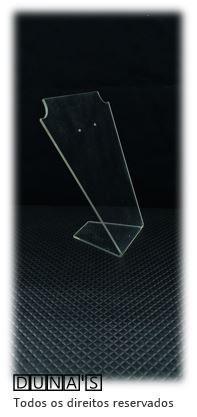 Batman Acrílico Peq Transparente 15x13x6