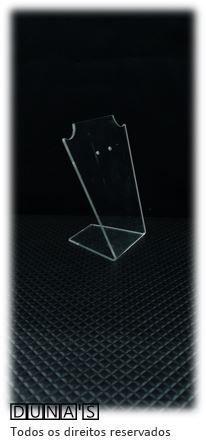 Busto de Acrilico Batman Mini Transparente