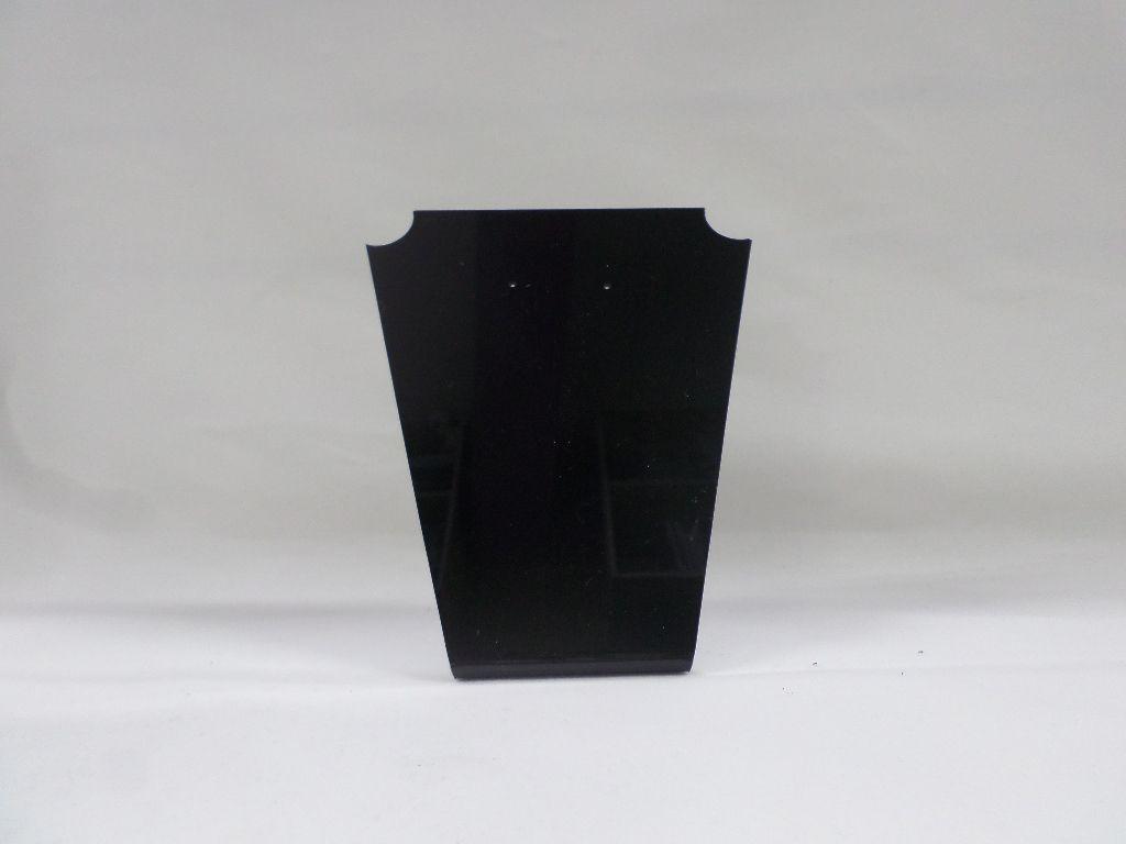 Busto de Acrílico Batman Mini Preto 10x8x6