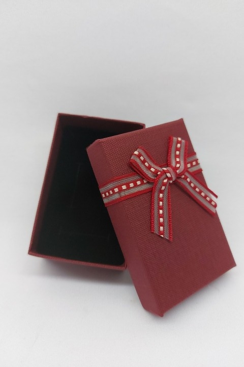 Caixa 5x7 para conjunto / vinho/ UNIDADE