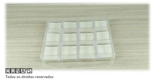 Caixa Acrílico para Anel 4x4x3 (fundo branco)