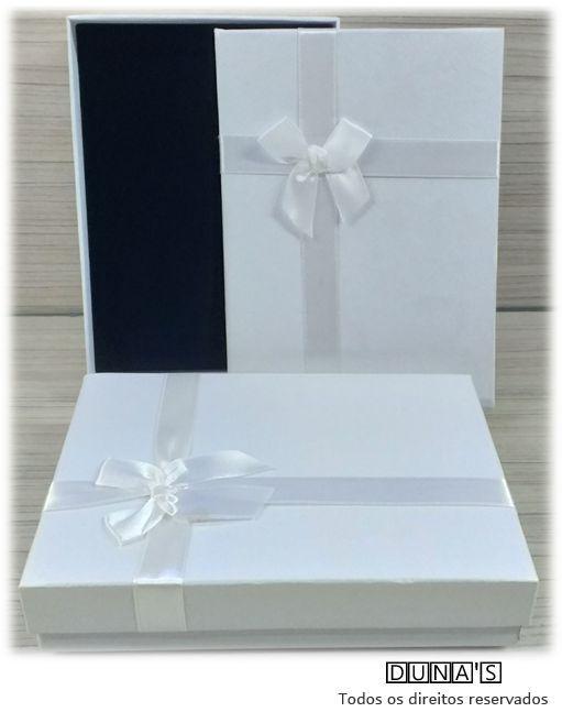 Caixa Conjunto Grande  ( Sophia) Branco