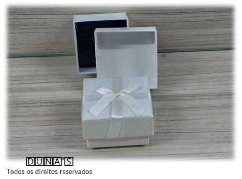Caixa Conjunto Peq  Quadrada ( Sophia) Branca