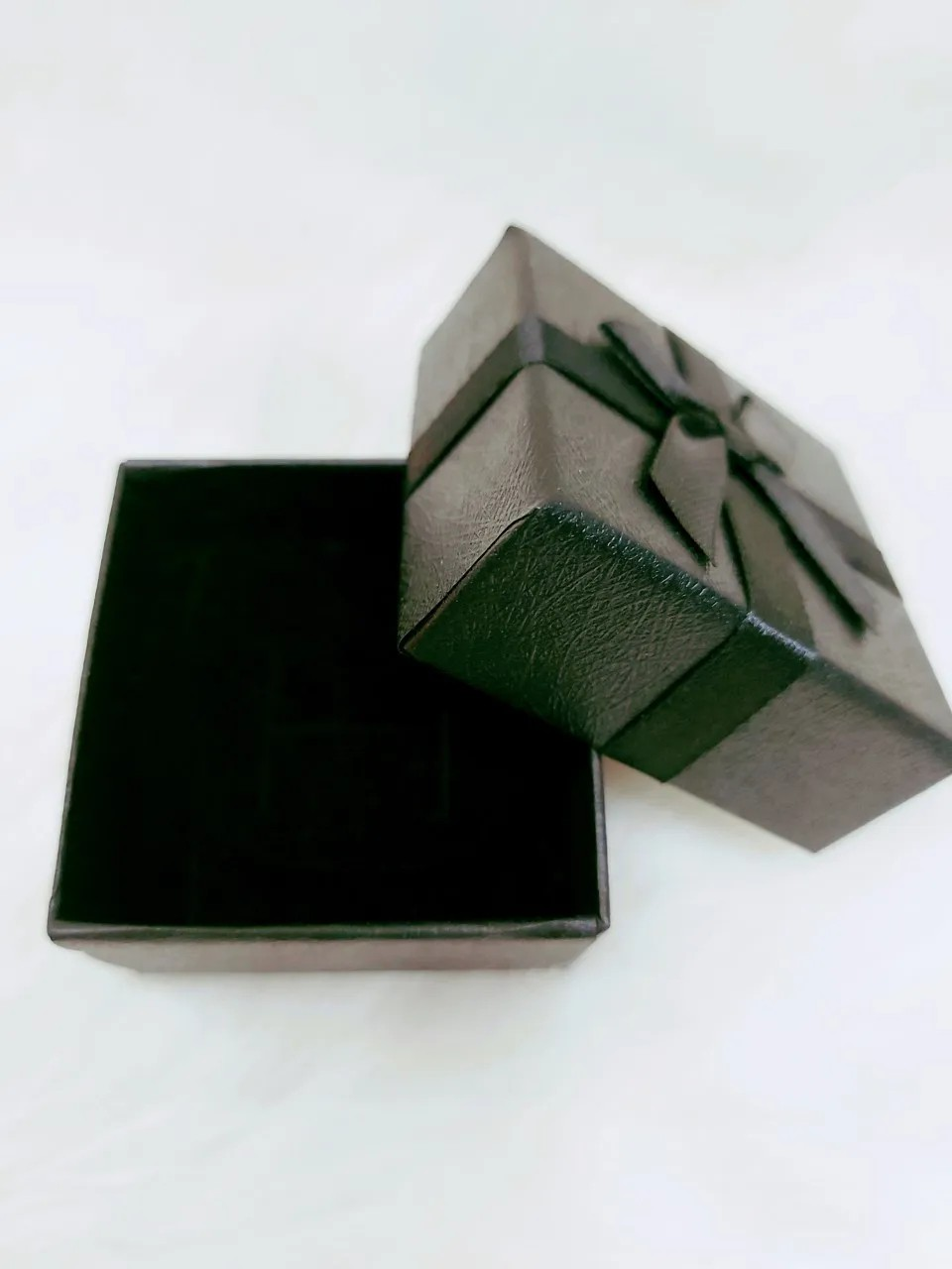 Caixa Conjunto Peq Quadrada ( Sophia) Preta