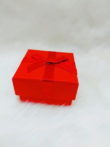 Caixa Conjunto Peq Quadrada ( Sophia) Vermelho
