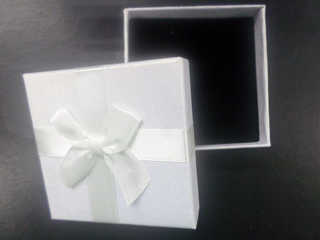 Caixa Conjunto Quadrada  ( Sophia) Branco
