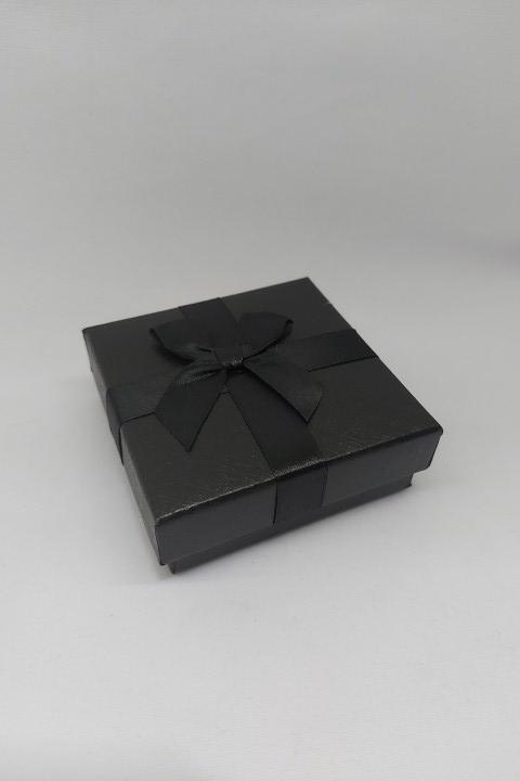 Caixa Conjunto Quadrada  ( Sophia) Preto