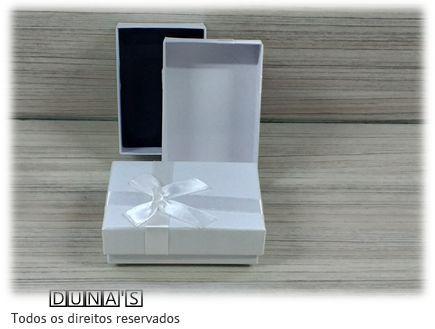 Caixa Conjunto Retângular  ( Sophia) Branco