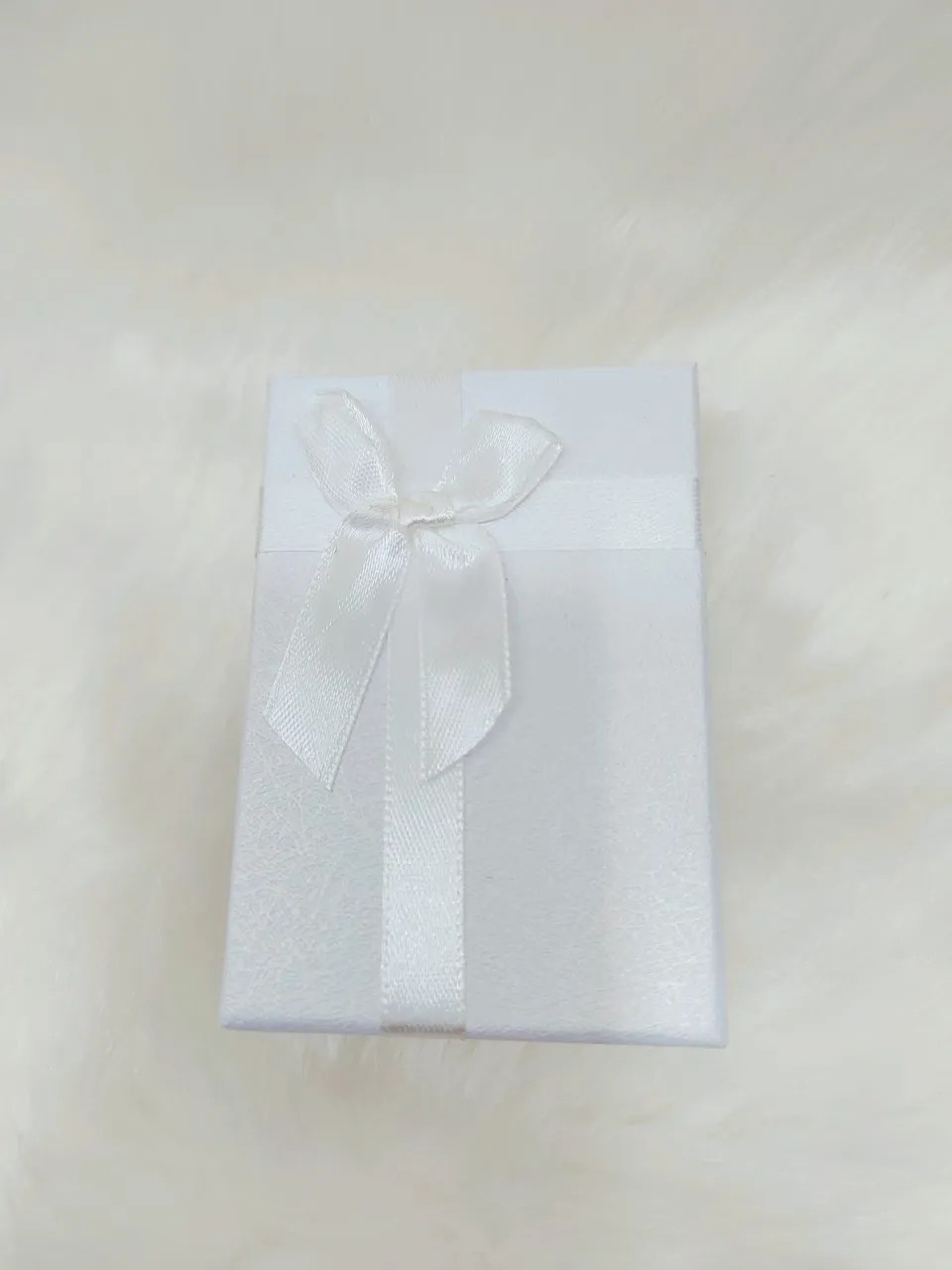 Caixa Conjunto Retângular  ( Sophia) Branco 6X9