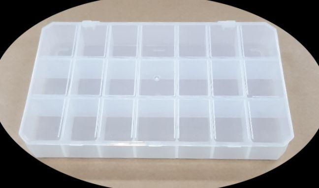 Caixa Plástica Organizadora 30x18x4