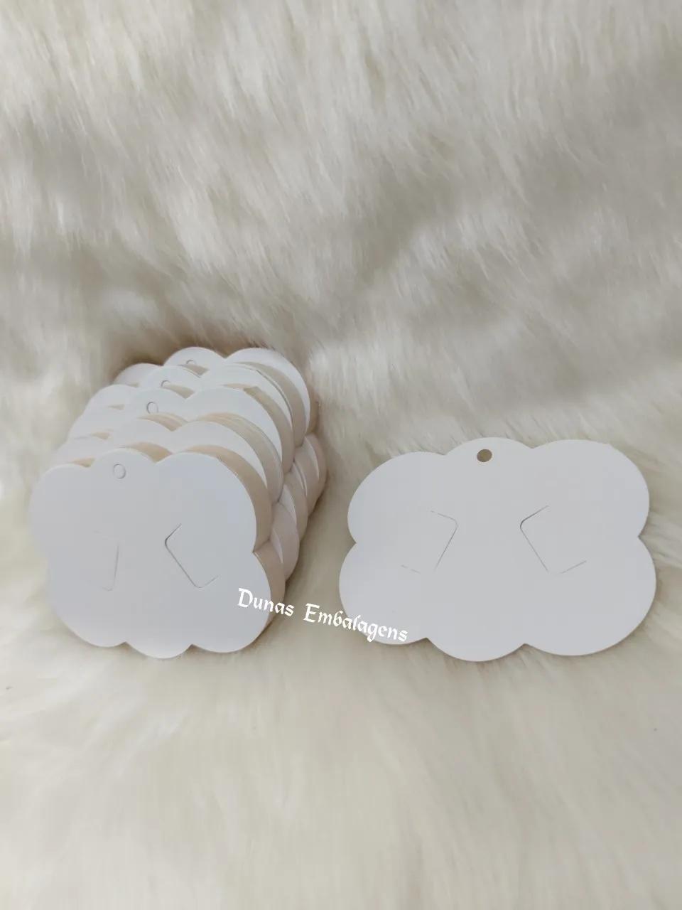 Cartela Nuvem para Laço milheiro ( 1000 unidades ) D10