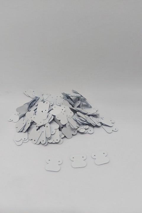 Etiqueta para Brinco - Nuvem -( 1000 unidades)