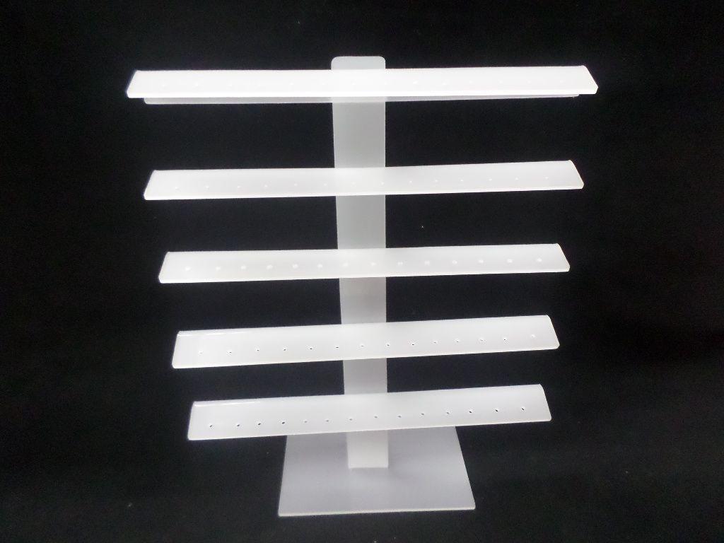 Expositor de Acrílico para Piercing Antena Fosco 21x26x10