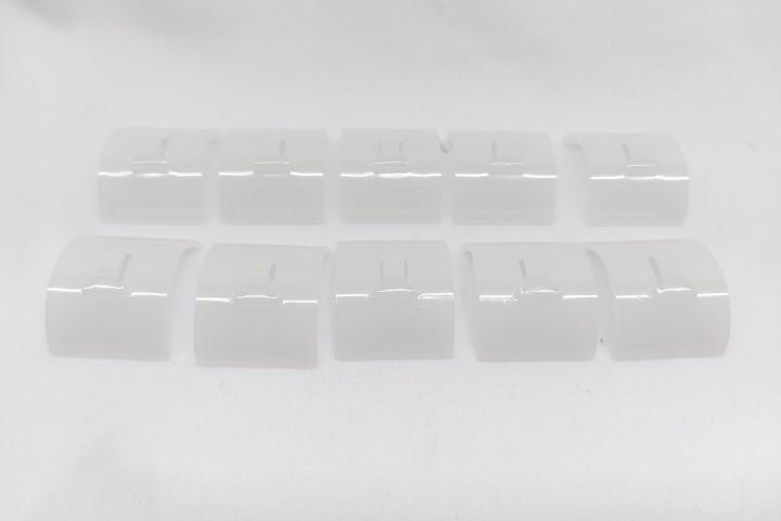 Expositor individual para Anel ( Ratinho ) Fosco - pacote com 10 unidades 2.5x3