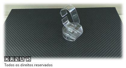 Expositor para Relógio ( gancho largo ) Transparente 5.5x5x8 c/20