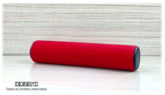 Expositor Pulseira Sem pé Vermelho 25x5x5