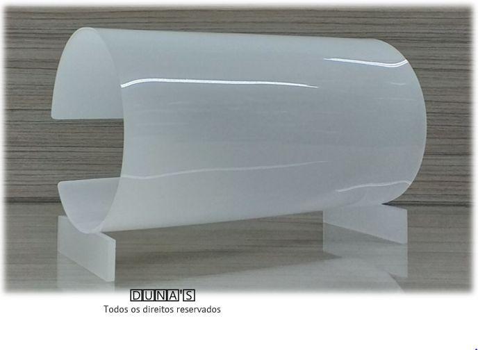 Expositor Acrilico Tiara Fosco 24x16x14