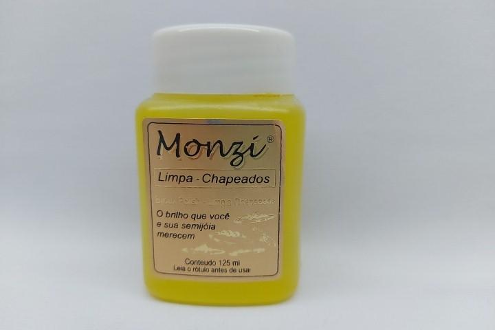 Limpa Jóias Monzi Folheado ( 125ml )