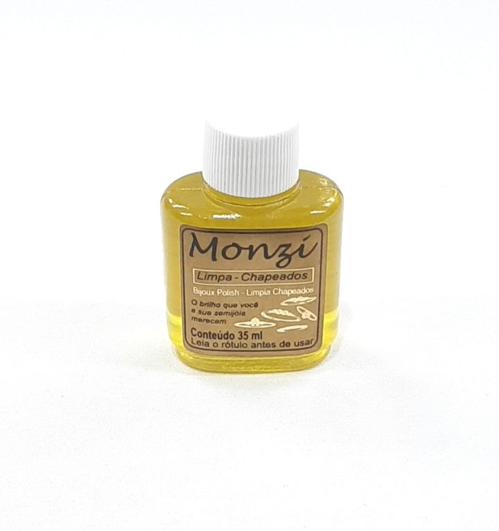 Limpa Jóias Monzi Folheado ( 35ml )