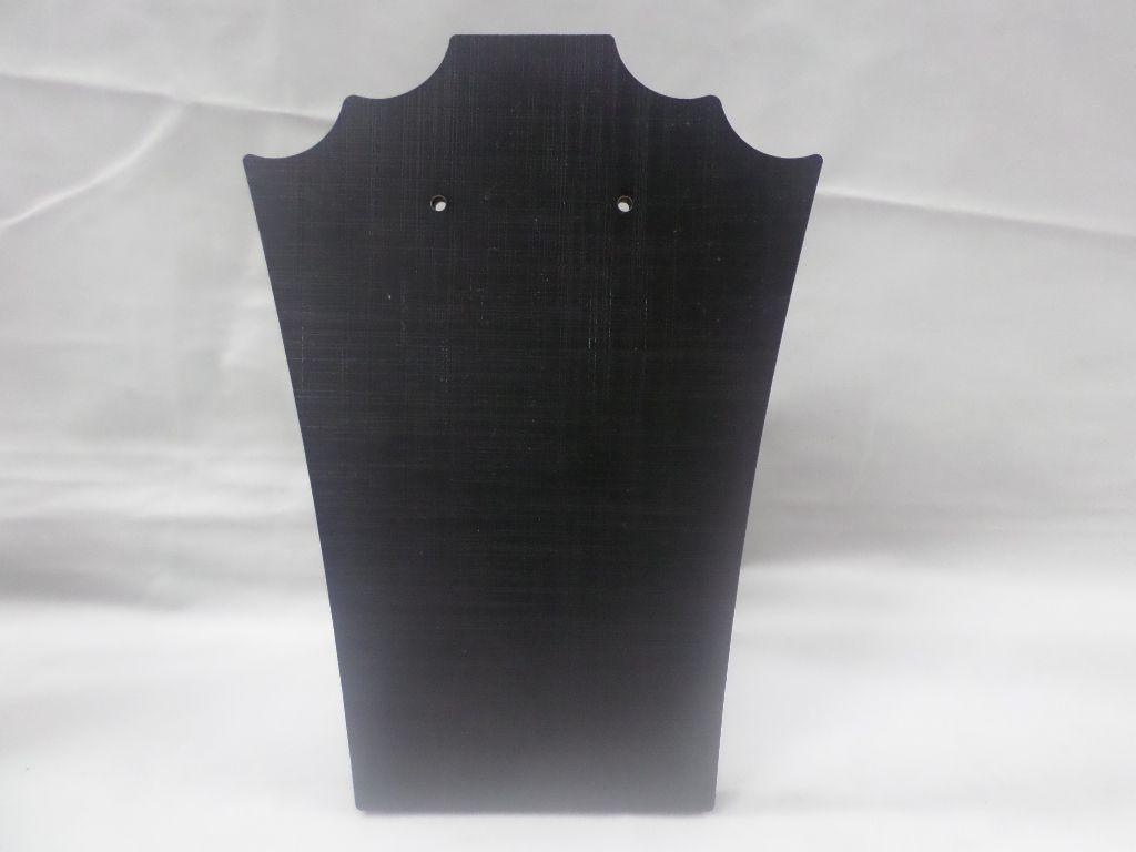Mdf Busto Batman recorte  ( 01) Preto 19x14x9