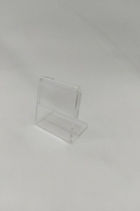Placa Acrílico Transparente para Preço 3X3