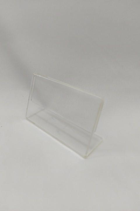 Placa Acrílico Transparente para Preço 7x4x2.5