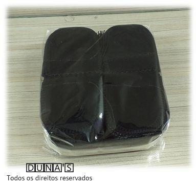 Saco de Veludo PRETO ( 5X5- área útil ) PCT C/100 UNIDADES