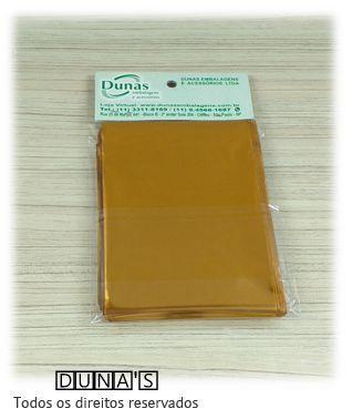 Saco Presente 10X15 DOURADO LISO (pacote com 100 unidades)