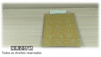 Saco Presente 15x20 DOURADO ARABESCO (pacote com 100 unidades)