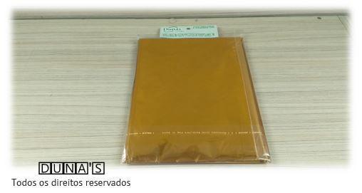 Saco Presente 15x20 DOURADO LISO (pacote com 100 unidades)
