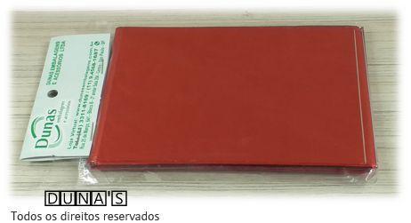 Saco Presente 15x20 VERMELHO LISO (pacote com 100 unidades)