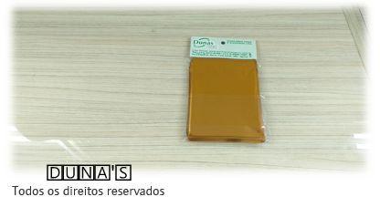 Saco Presente Adesivado 8x8 DOURADO LISO (pacote com 100 unidades)