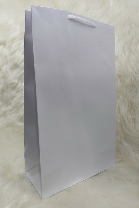 SACOLA BRANCA -22X35- (PCT C/10 UNIDADES )