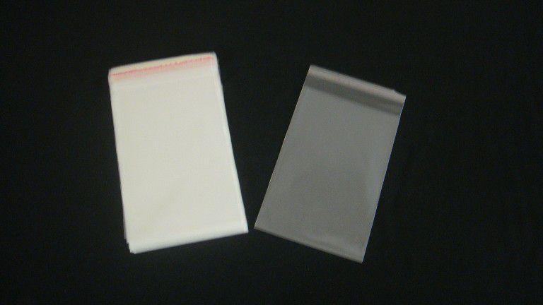 Saquinhos plástico adesivado 10x15 pacote com 1000 unidades