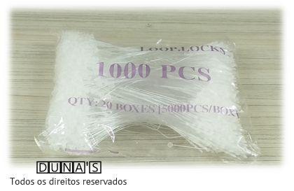 Trava Anel 75mm pacote com 1000 unidades ( M )