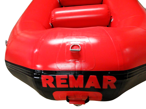Bote de Rafting Modelo RM 12.5
