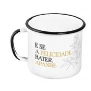 Caneca Esmaltada Apanhe
