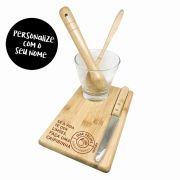 Kit Caipirinha Bambu