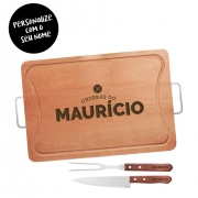 Kit Churrasco BBQ 288