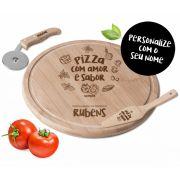 Kit Pizza Bambu